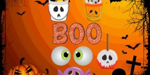 boo collage